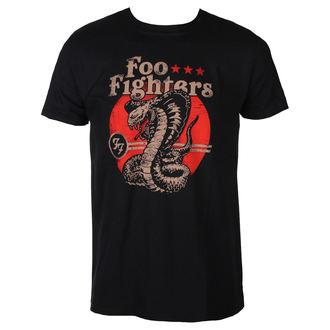 tričko pánské FOO FIGHTERS - SNAKE - PLASTIC HEAD, PLASTIC HEAD, Foo Fighters