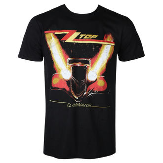 t-shirt metal men's ZZ-Top - ELIMINATOR - PLASTIC HEAD, PLASTIC HEAD, ZZ-Top