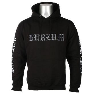 hoodie men's Burzum - FILOSOFEM LOGO 2018 - PLASTIC HEAD, PLASTIC HEAD, Burzum