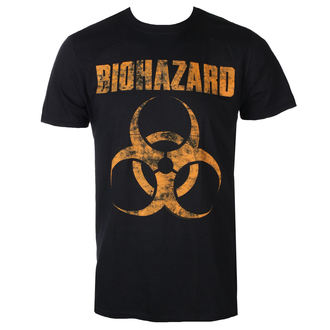 t-shirt metal men's Biohazard - LOGO - PLASTIC HEAD, PLASTIC HEAD, Biohazard