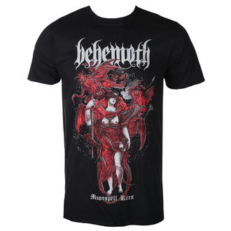 t-shirt metal men's Behemoth - MOONSPELL RITES - PLASTIC HEAD, PLASTIC HEAD, Behemoth