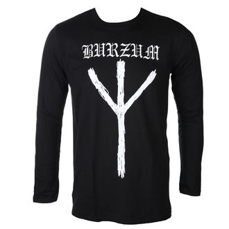 t-shirt metal men's Burzum - RUNE - PLASTIC HEAD, PLASTIC HEAD, Burzum
