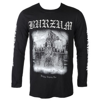t-shirt metal men's Burzum - DET SOM ENGANG VAR 2013 - PLASTIC HEAD, PLASTIC HEAD, Burzum