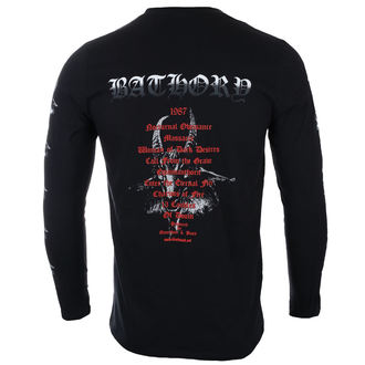 t-shirt metal men's Bathory - UNDER THE SIGN - PLASTIC HEAD, PLASTIC HEAD, Bathory