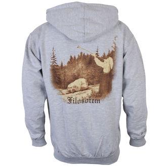 hoodie men's Burzum - FILOSOFEM 2 - PLASTIC HEAD, PLASTIC HEAD, Burzum