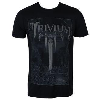 t-shirt metal men's Trivium - BATTLE - PLASTIC HEAD, PLASTIC HEAD, Trivium