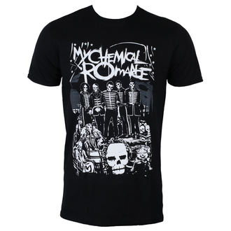 t-shirt metal men's My Chemical Romance - DEAD PARADE - PLASTIC HEAD, PLASTIC HEAD, My Chemical Romance