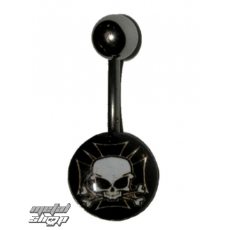 piercing jewel Skull 043 - MABR