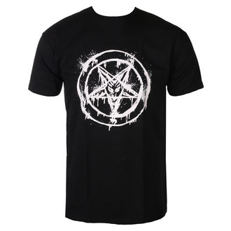t-shirt men's - 2 bloody baphomet -
