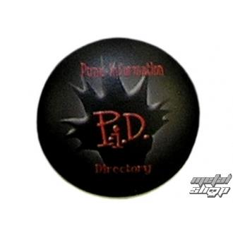 badge small , Punk