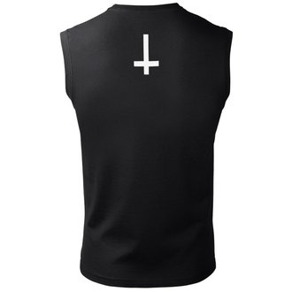 Men's tank top AMENOMEN - KEEP CALM AND BURN CHURCHES, AMENOMEN