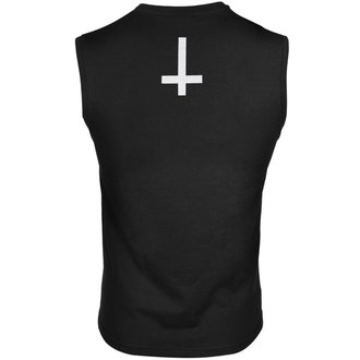 Men's tank top AMENOMEN - SATAN IS REAL, AMENOMEN