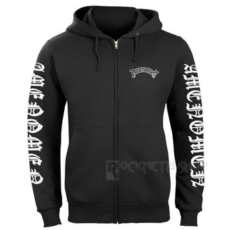 hoodie men's - AGAINST ALL GODS - AMENOMEN, AMENOMEN