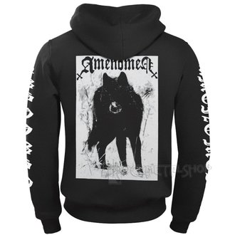 hoodie men's - SNOW WOLF - AMENOMEN, AMENOMEN