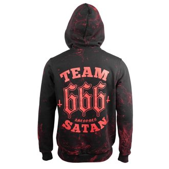 hoodie men's - TEAM SATAN - AMENOMEN, AMENOMEN