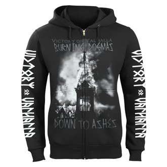 hoodie men's - BURNING DOGMAS - VICTORY OR VALHALLA, VICTORY OR VALHALLA