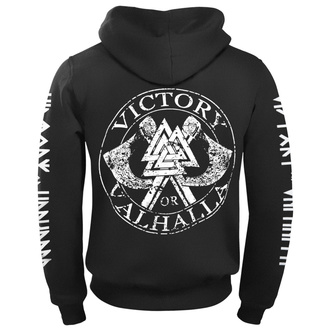 hoodie men's - ODIN - VICTORY OR VALHALLA