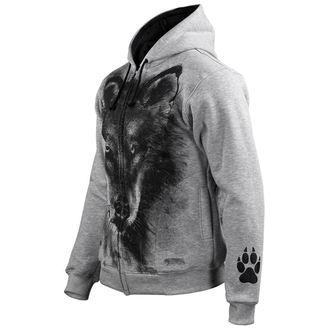 hoodie men's - Wolf - ALISTAR, ALISTAR