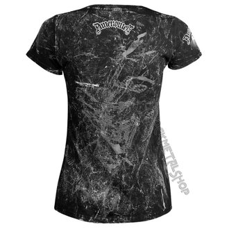 t-shirt hardcore women's - DEVIL - AMENOMEN, AMENOMEN