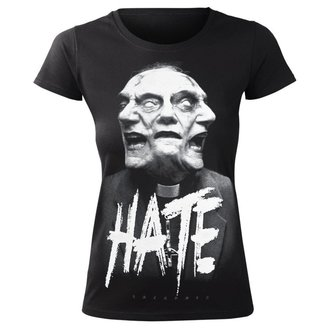 t-shirt hardcore women's - HATE - AMENOMEN, AMENOMEN