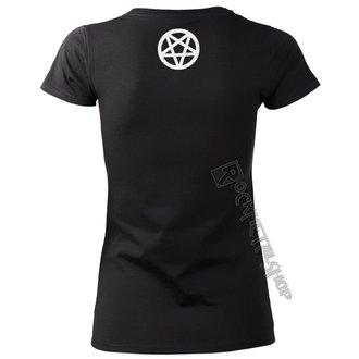 t-shirt hardcore women's - PENTAGRAM BURN - AMENOMEN - OMEN067DA