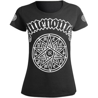 t-shirt hardcore women's - STAR - AMENOMEN, AMENOMEN