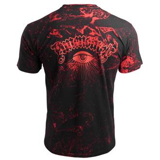t-shirt hardcore men's - PENTAGRAM - AMENOMEN - OMEN096KM
