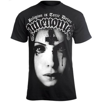 t-shirt hardcore men's - RELIGION IS TOXIC DETOX - AMENOMEN, AMENOMEN