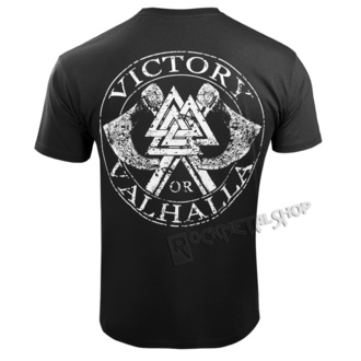 t-shirt men's - MY GODS... - VICTORY OR VALHALLA, VICTORY OR VALHALLA