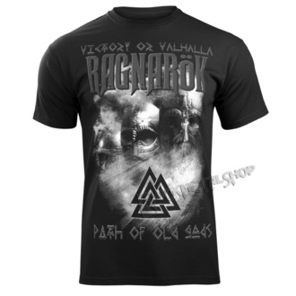 t-shirt men's - RAGNAROK - VICTORY OR VALHALLA, VICTORY OR VALHALLA