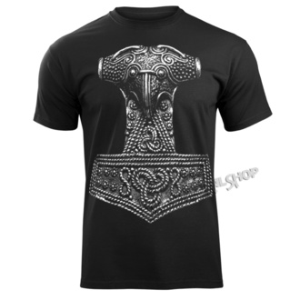 t-shirt men's - THOR'S HAMMER - VICTORY OR VALHALLA, VICTORY OR VALHALLA