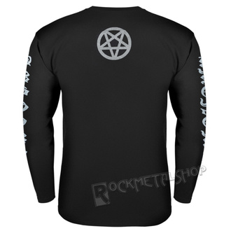 t-shirt hardcore men's - BAPHOMET - AMENOMEN - OMEN027LO