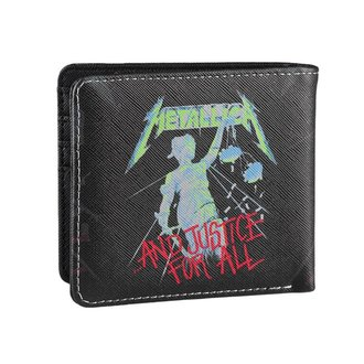 Wallet Metallica - And Justice For All - RSMEWA06