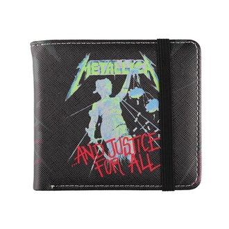 Wallet Metallica - And Justice For All, NNM, Metallica
