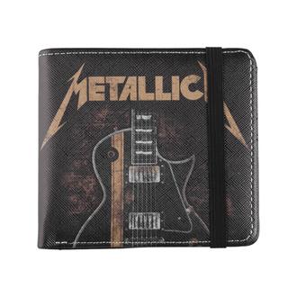 Wallet Metallica - Guitar, NNM, Metallica
