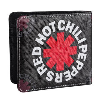Wallet Red Hot Chili Peppers - Black Asterisk, NNM, Red Hot Chili Peppers