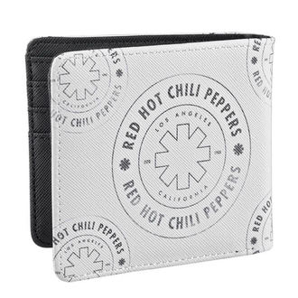 Wallet Red Hot Chili Peppers - Outline Asterisk - RSRHWA04