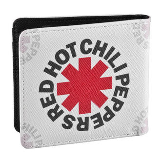 Wallet Red Hot Chili Peppers - White Asterisk, NNM, Red Hot Chili Peppers