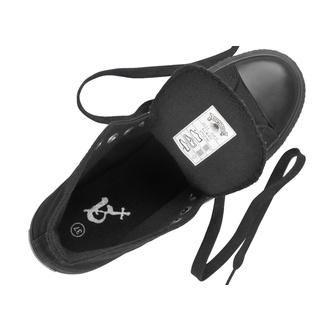 high sneakers unisex Hail Satan - AMENOMEN - OMEN112TRAMP