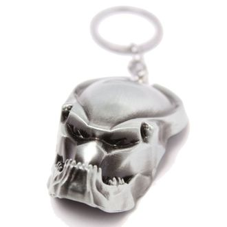 Key Ring (Pendant) ALIEN'S HEAD - METAL - LEGEND, LEGEND, Alien - Vetřelec