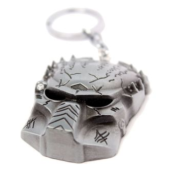 Key Ring (Pendant) PREDATOR''S HEAD - METAL - LEGEND, LEGEND, Alien - Vetřelec