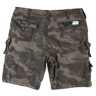 shorts men SURPLUS - Trooper - Black Camo - DAMAGED, SURPLUS