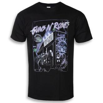 t-shirt men Guns N' Roses - Sunset Boulevard - ROCK OFF, ROCK OFF, Guns N' Roses