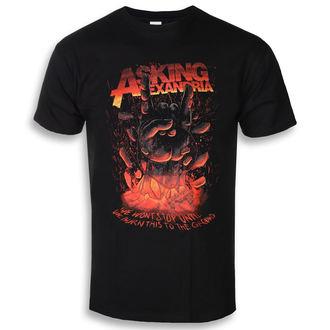 t-shirt metal men's Asking Alexandria - Metal Hand - ROCK OFF, ROCK OFF, Asking Alexandria
