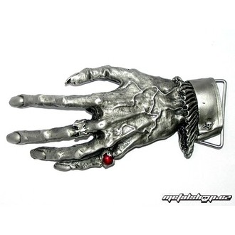 buckle for leather belt Hand 1, ALCHEMY GOTHIC