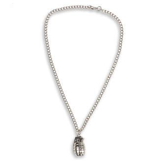 Pendant/ necklace Grenade, FALON