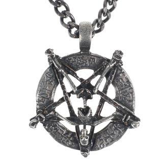 Pendant/ necklace Pentagram