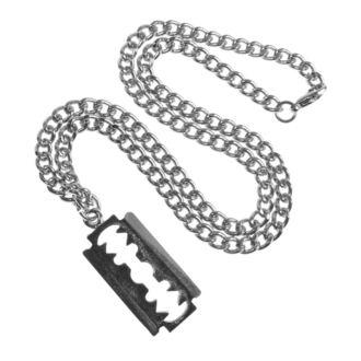 Pendant/ necklace Razor - PSY597