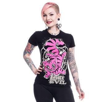 t-shirt women's - PURR EVIL - CUPCAKE CULT, CUPCAKE CULT