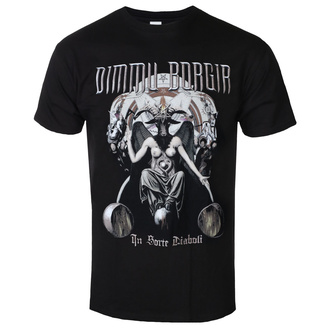 t-shirt metal men's Dimmu Borgir - GOAT - PLASTIC HEAD - PH11813